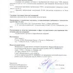 Описание типа средства измерений СТ-15А 4 стр.