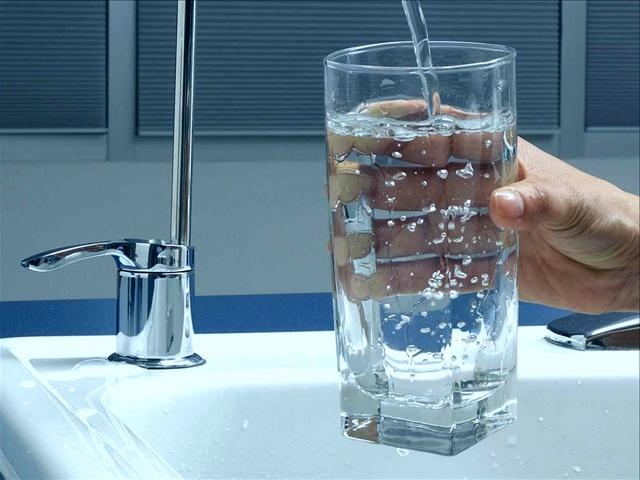 очистка воды с помощью фильтров