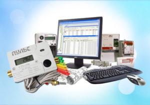 Диспетчеризация приборов учета тепловой энергии